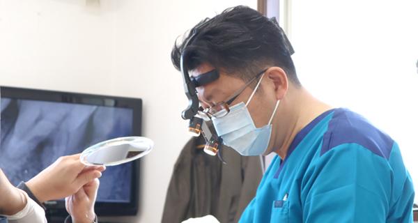 歯の移植も何百本も
